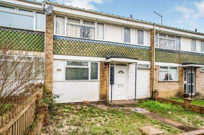 3 Bedrooms Terraced House for sale in Crawley Drive, Hemel Hempstead, Hertfordshire