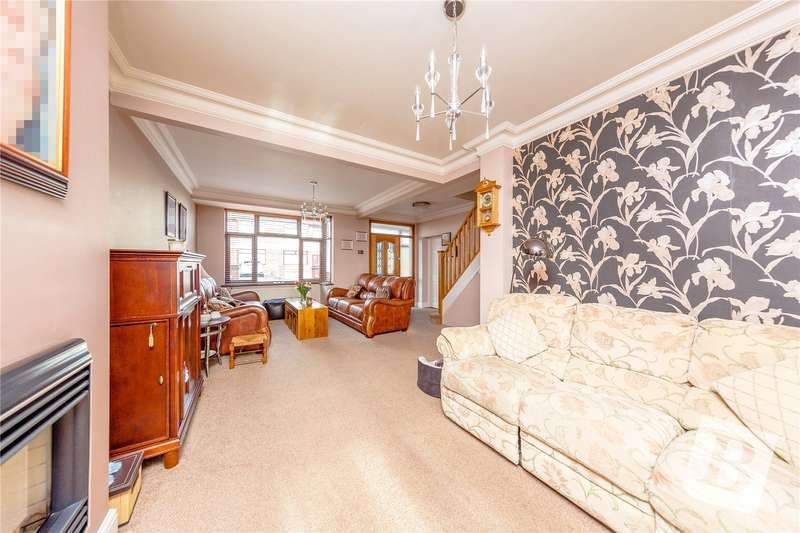 5 Bedrooms End Of Terrace House for sale in Rothbury Avenue, Rainham, RM13
