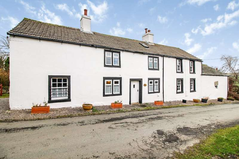4 Bedrooms Detached House for sale in Ireby, Wigton, CA7