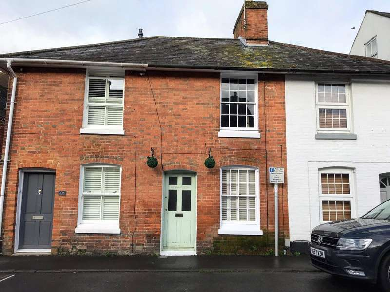 3 Bedrooms Terraced House for sale in Middlebridge Street, Romsey, Hampshire, SO51