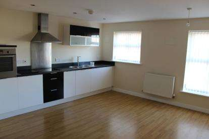 2 Bedrooms Flat for sale in Burgh House, Ings Lane, Doncaster, South Yorkshire