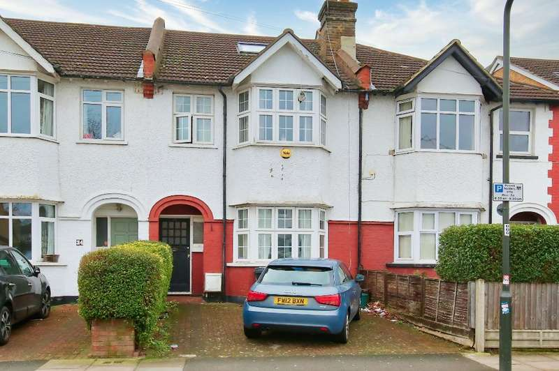 4 Bedrooms Terraced House for sale in Robinson Road, Colliers Wood, SW17 9DW