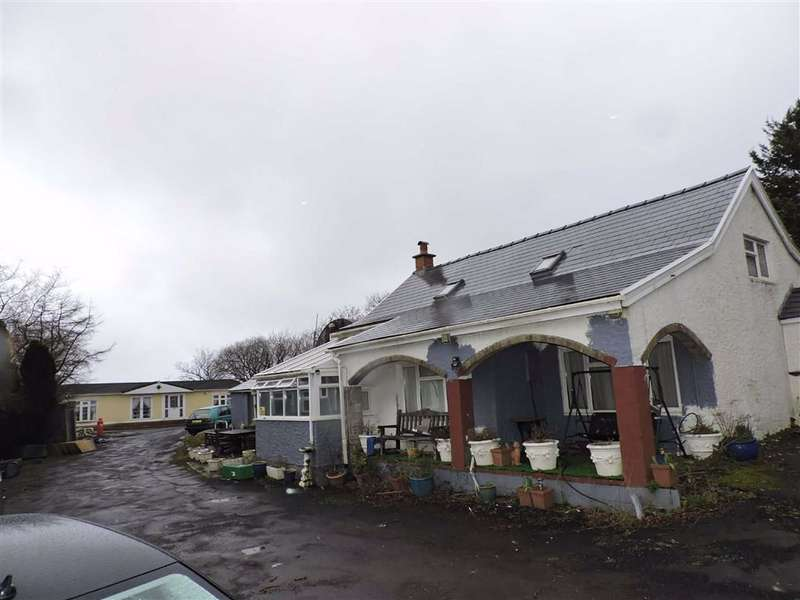 Property for sale in Black Lion Road, Gorslas