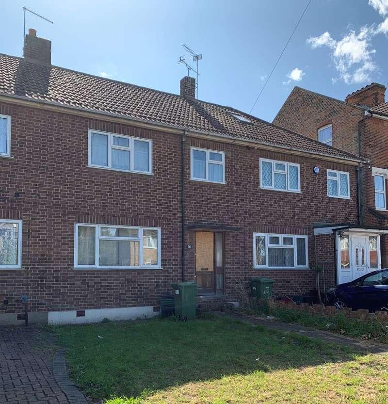 3 Bedrooms Terraced House for sale in Lessness Park, Belvedere, Kent, DA17 5BG