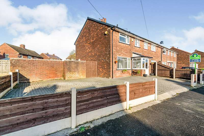 3 Bedrooms Semi Detached House for sale in Whittle Street, Worsley, Manchester, M28