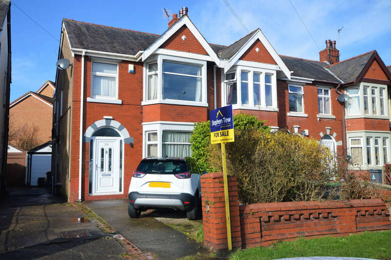3 Bedrooms End Of Terrace House for sale in Devonshire Road, FY3