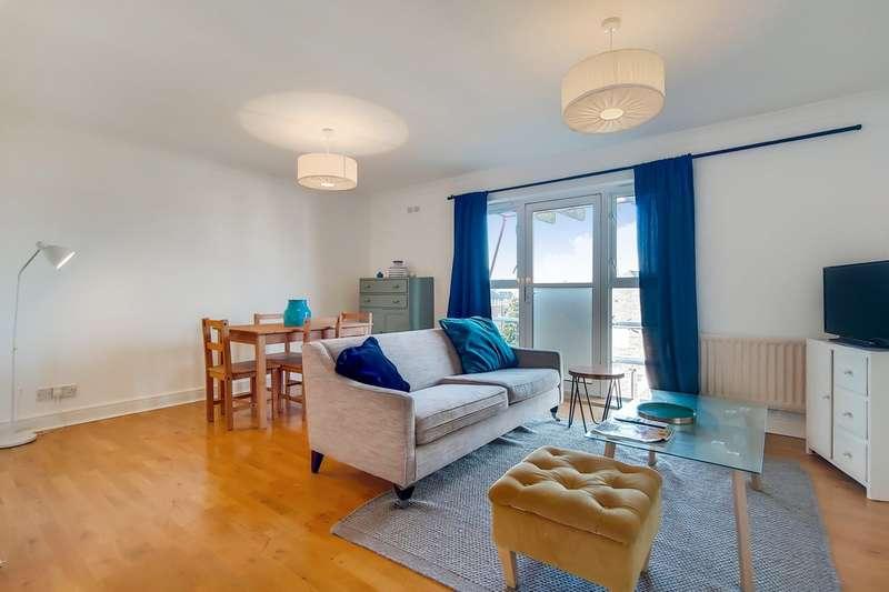 2 Bedrooms Flat for sale in Lucas Close, Willesden Green
