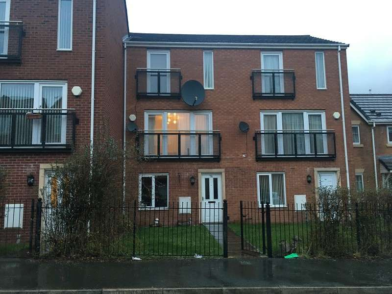 3 Bedrooms Town House for sale in Hansby Drive, Speke, Liverpool, Merseyside. L24 9LW