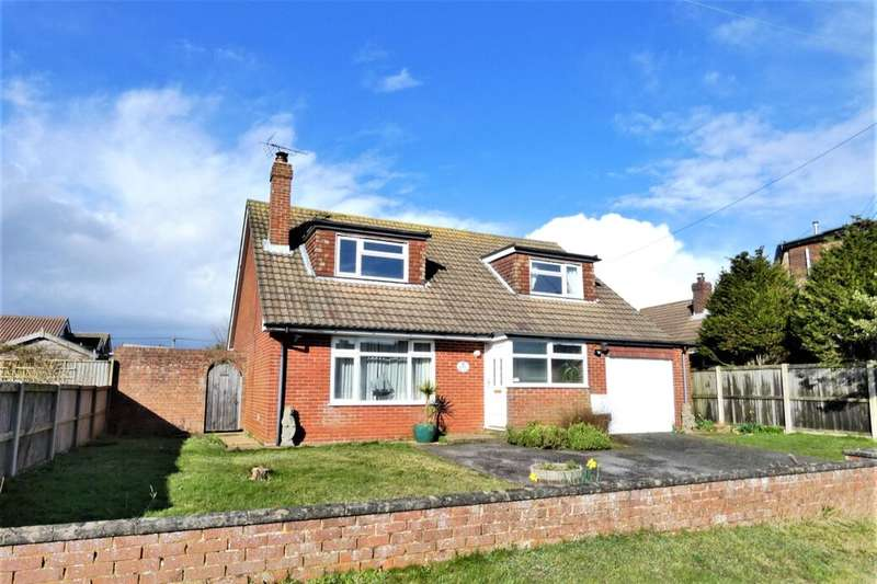 4 Bedrooms Detached House for sale in Old Dover Road, Capel-Le-Ferne, Folkestone, CT18