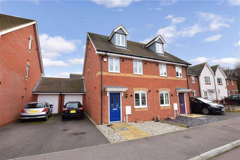 3 Bedrooms Semi Detached House for sale in Talmead Road, , Herne Bay, Kent