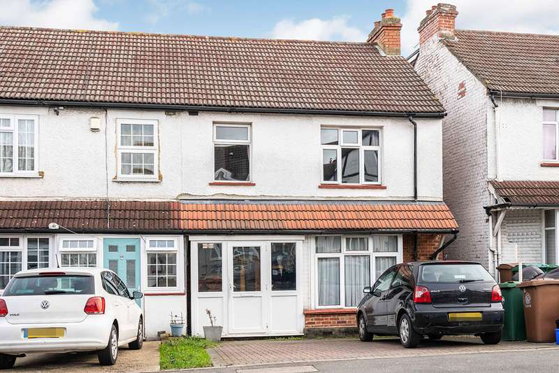 3 Bedrooms End Of Terrace House for sale in Malden Road, Cheam, Sutton, Surrey, SM3
