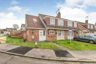 4 Bedrooms Semi Detached House for sale in Hill Brow, Bearsted, Maidstone, Kent