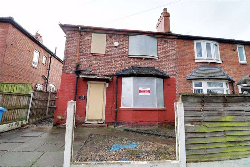 3 Bedrooms Semi Detached House for sale in Hemsworth Road, Manchester