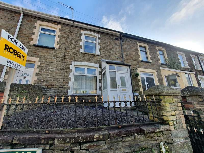 2 Bedrooms Terraced House for sale in North Road, Cross Keys, Newport, NP11