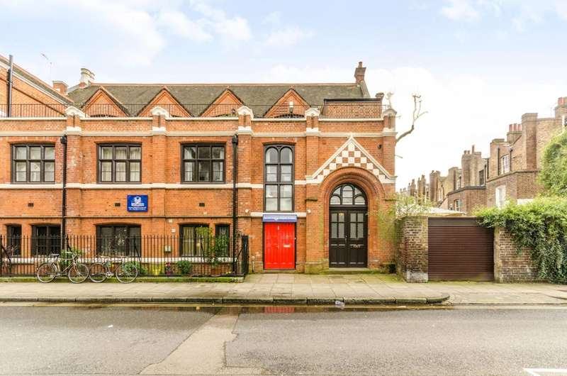 1 Bedroom Flat for sale in Richmond Avenue, Islington, N1