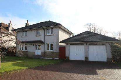 4 Bedrooms Detached House for sale in Beauly Crescent, Newton Mearns