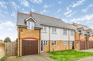 4 Bedrooms Semi Detached House for sale in Narboths Nursery, Canterbury Road, Faversham, Kent