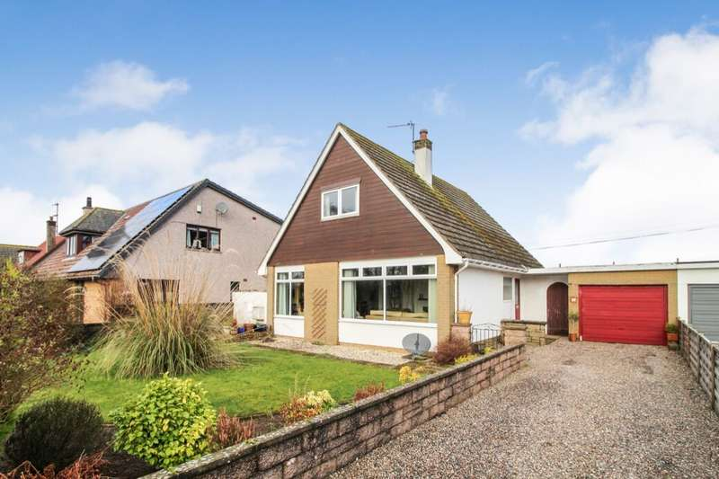 3 Bedrooms Detached House for sale in Leven Road, Lundin Links, Leven, KY8