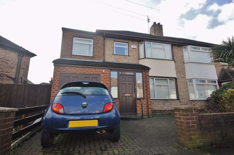 4 Bedrooms Property for sale in Christopher Way, Childwall, Liverpool, L16
