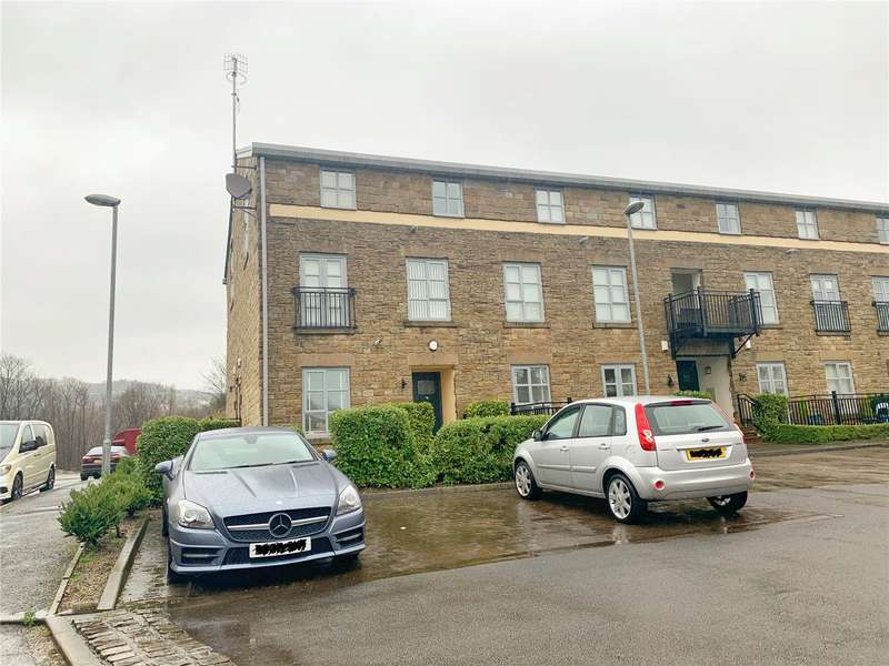 2 Bedrooms Apartment Flat for sale in Queen Street Mills, Two Mills Lane, Mossley, OL5