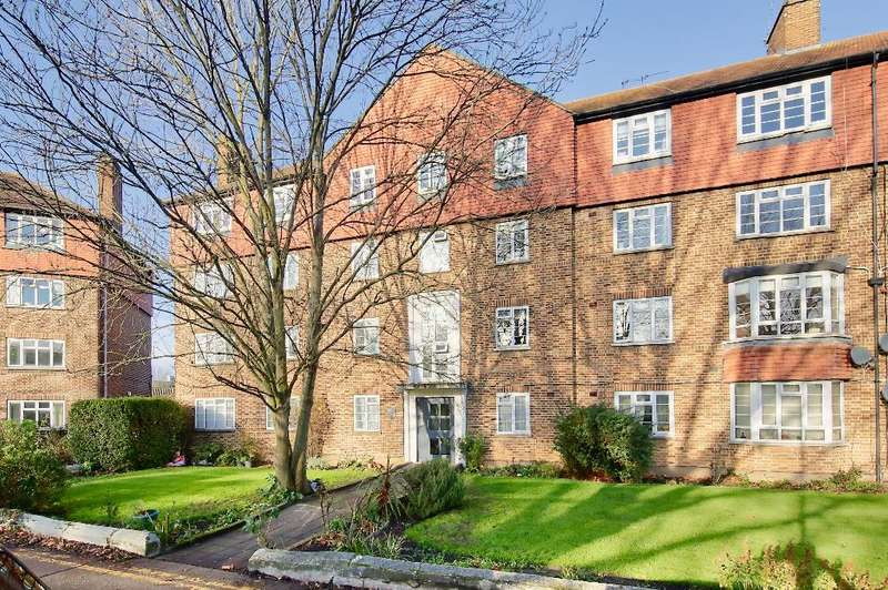 2 Bedrooms Flat for sale in Bushey Road, Raynes Park, London, SW20 0JF