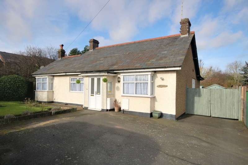 2 Bedrooms Bungalow for sale in OVER 1280 SQ FT ON GENEROUS PLOT WITH NO UPPER CHAIN