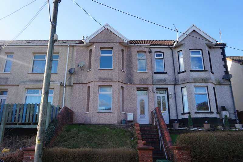 3 Bedrooms Terraced House for sale in Glen View, Hollybush, Blackwood, NP12