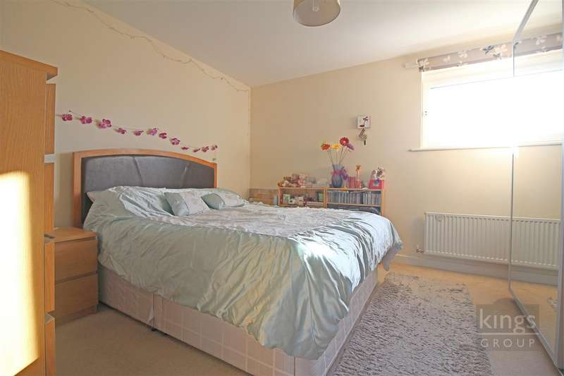 2 Bedrooms Flat for sale in Gladwin Way, Harlow