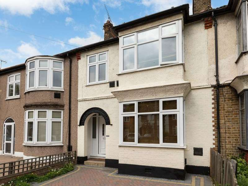 4 Bedrooms House for sale in Sinclair Road, London
