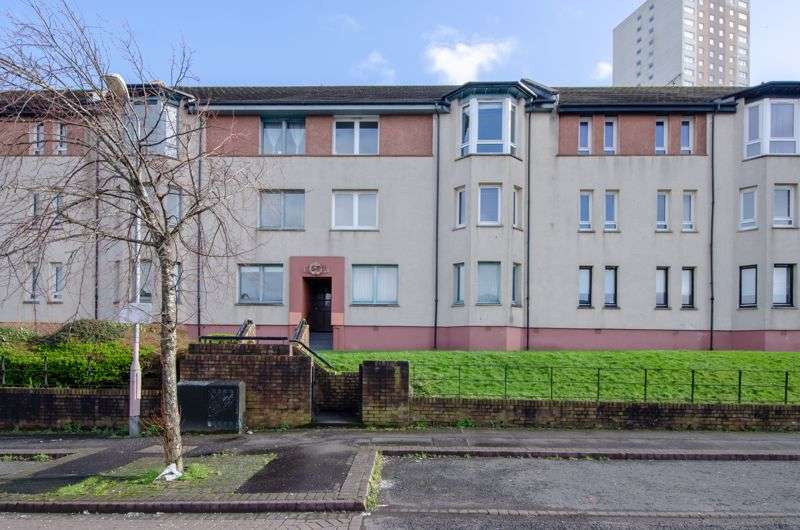 2 Bedrooms Property for sale in Galloway Street, Glasgow