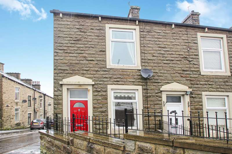 2 Bedrooms End Of Terrace House for sale in Thorn Bank, Bacup, Rossendale