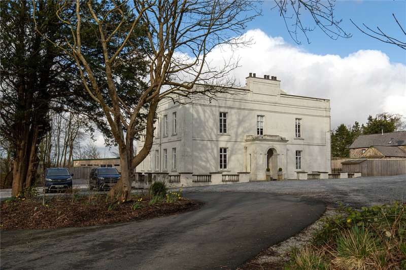 4 Bedrooms Detached House for sale in Sodston Manor, Sodston, Narberth, Pembrokeshire