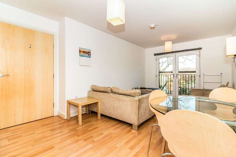 2 Bedrooms Apartment Flat for sale in The Gallery, 347 Moss Lane East, Manchester, M14