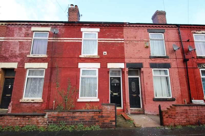 2 Bedrooms House for sale in Ewan Street, Gorton, Manchester, M18