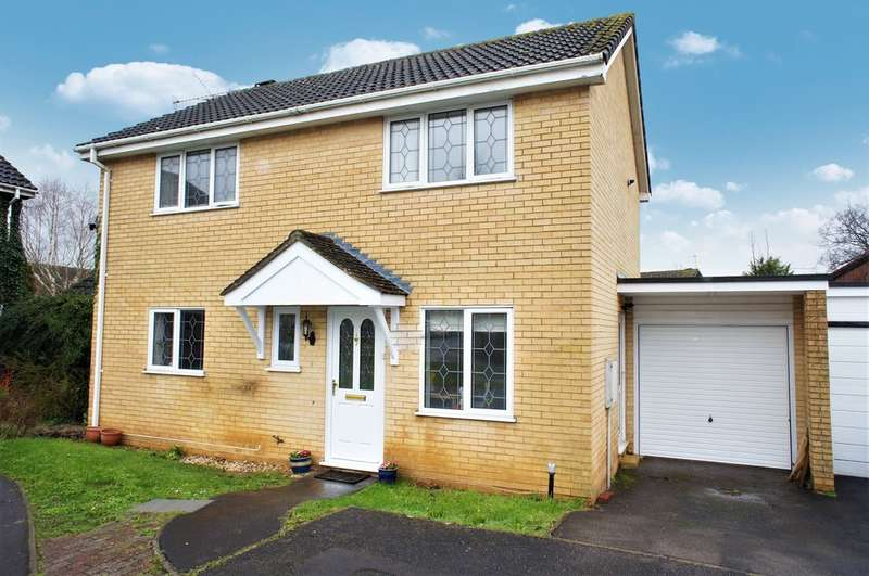 3 Bedrooms Detached House for sale in Larkfield, Chineham