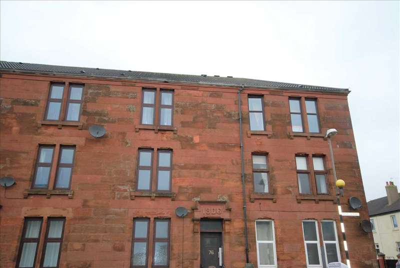 2 Bedrooms Apartment Flat for sale in Canal Street, Saltcoats
