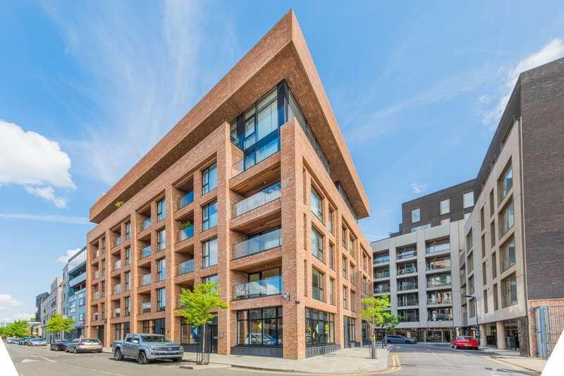 1 Bedroom Flat for sale in Mentmore Terrace, E8, London Fields, E8