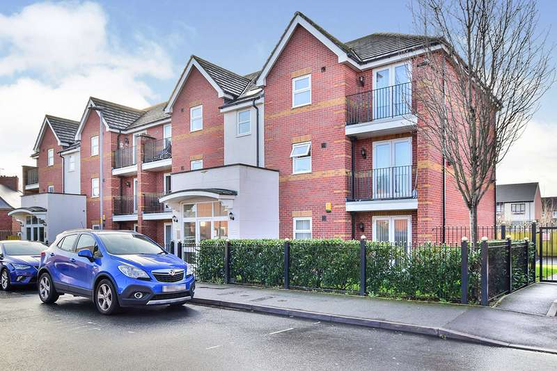 2 Bedrooms Apartment Flat for sale in Oakcliffe Road, Manchester, Greater Manchester, M23