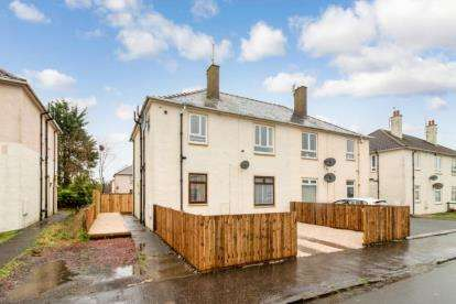 2 Bedrooms Flat for sale in Ninians Terrace, Kilwinning, North Ayrshire