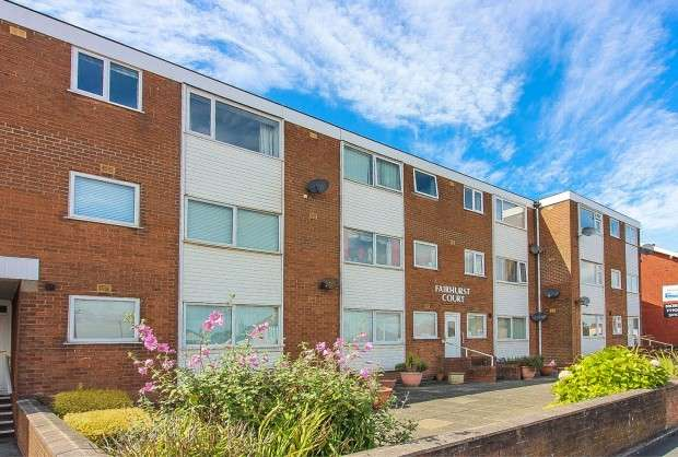 2 Bedrooms Flat for sale in Fairhurst Court, Rossall Road, , FY5