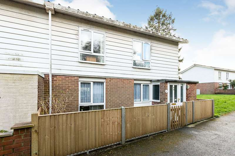 3 Bedrooms End Of Terrace House for sale in Corfe Walk, Basingstoke, Hampshire, RG23