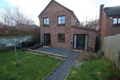4 Bedrooms Detached House for sale in Duart Drive, Stewartfield