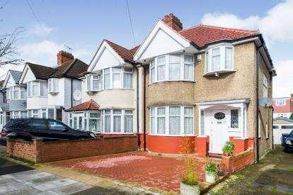 3 Bedrooms Semi Detached House for sale in Hillfield Avenue, Kingsbury, London, Uk