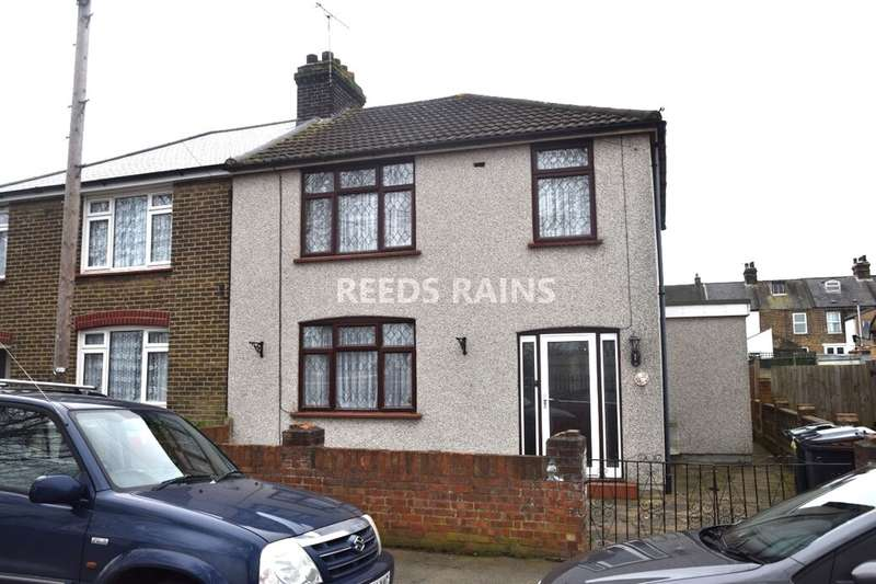 3 Bedrooms Semi Detached House for sale in Eynsford Road, Greenhithe, DA9
