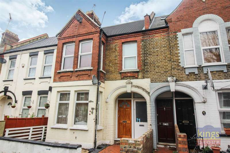 2 Bedrooms Flat for sale in Seymour Road, London