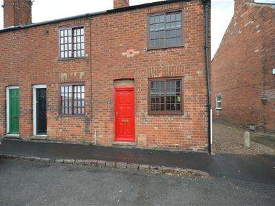 1 Bedroom End Of Terrace House for sale in Church Street, Barrow Upon Soar, Loughborough