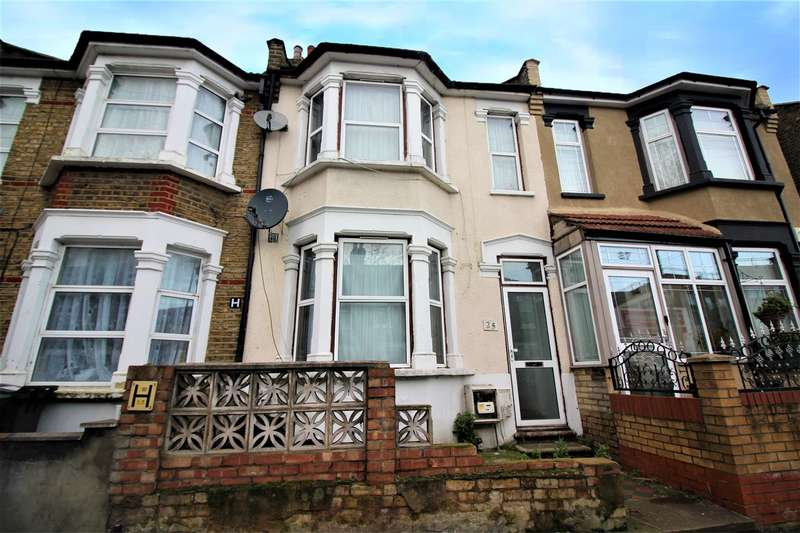 3 Bedrooms Terraced House for sale in Poplars Road, London
