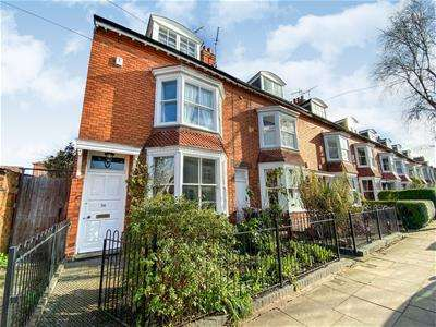 5 Bedrooms End Of Terrace House for sale in West Avenue, Leicester