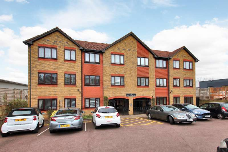 2 Bedrooms Retirement Property for sale in Edwin Arnold Court, Main Road, Sidcup, DA14 6PQ