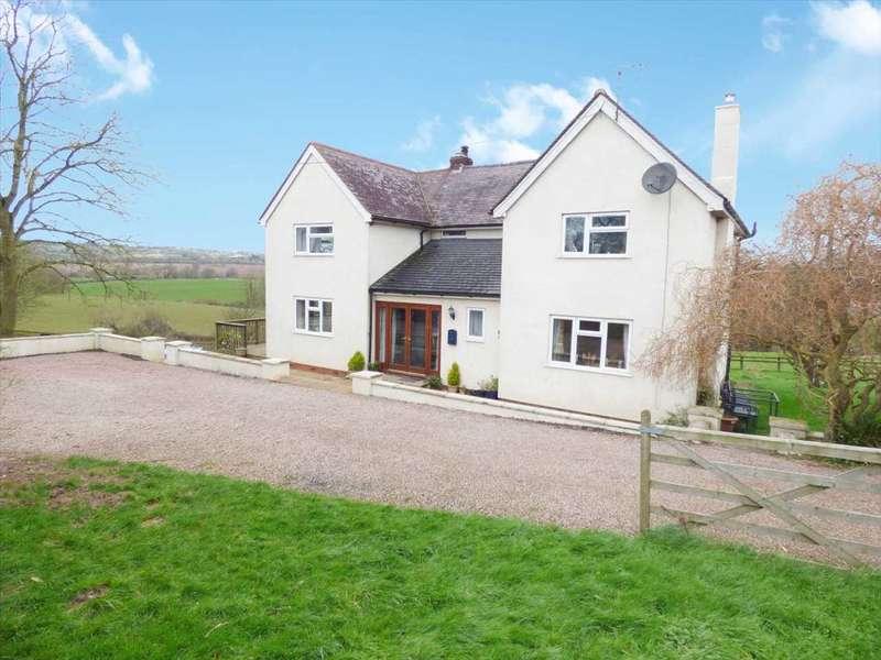 5 Bedrooms Detached House for sale in Horton Bank, Edwyn Ralph, Bromyard